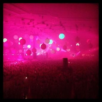 Sensation SA Innerspace 2013