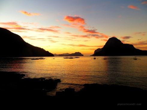 Cadlao Resort Sunset