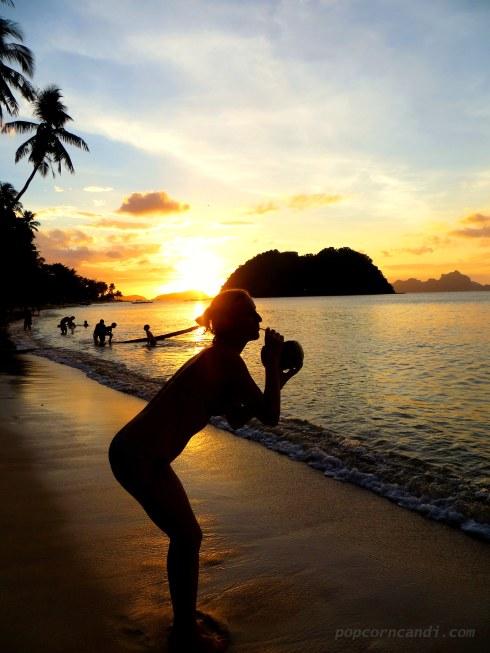 Las Cabanas Sunset