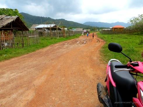 Motorbike trip El Nido